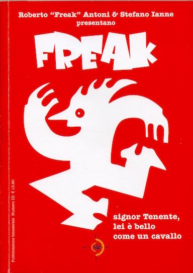 Libri - Freak III